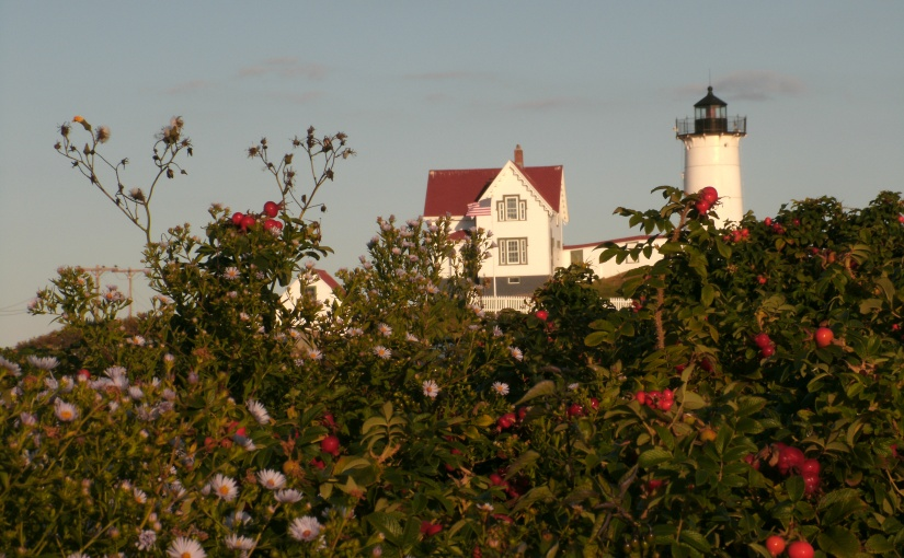 My View of America's Most Photographed Lighthouse – The Nubble – Cape Neddick, Maine