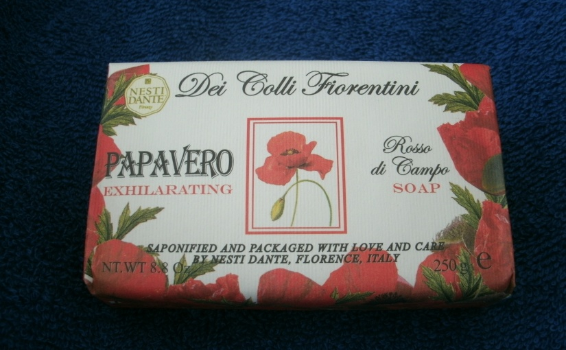 A Search for Superior Soap Leads to Florence Italy