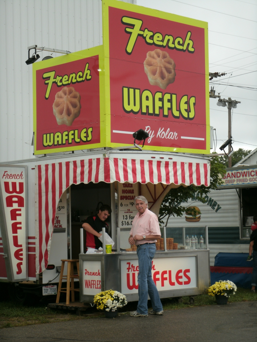 These People Know How to MakeWaffles