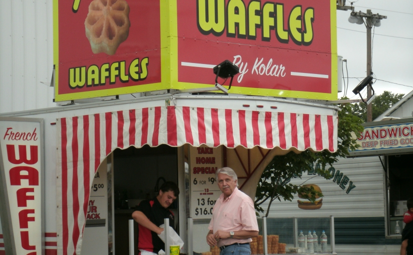 These People Know How to Make Waffles