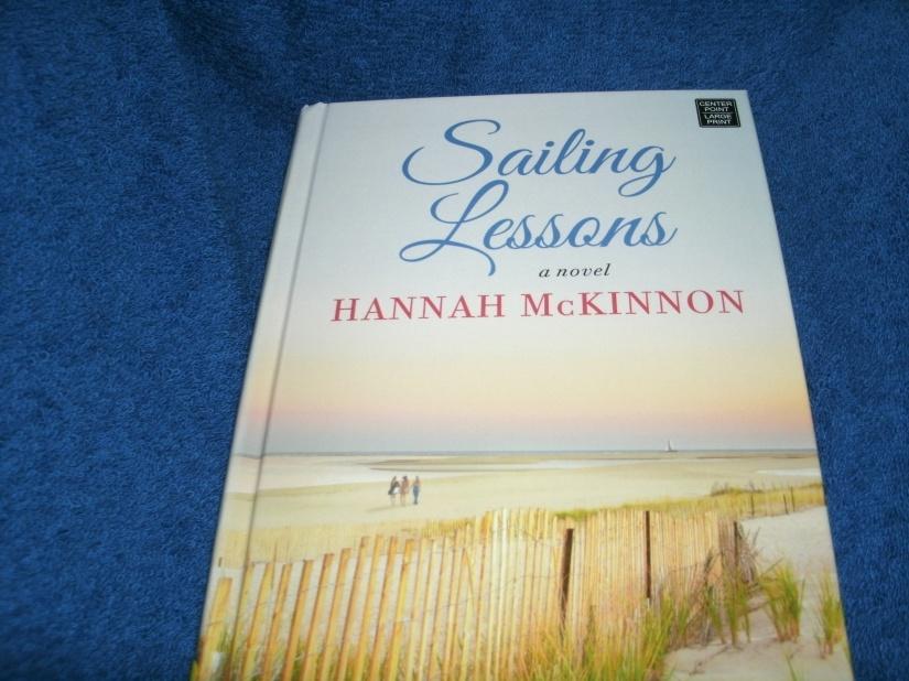 Book Review – Sailing Lessons by HannahMcKinnon