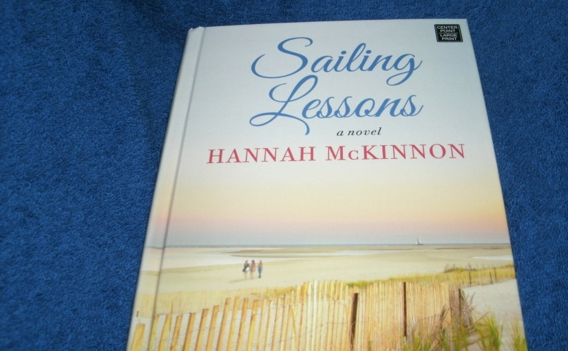 Book Review – Sailing Lessons by Hannah McKinnon
