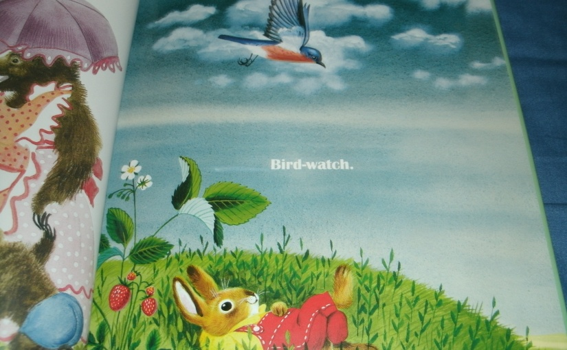 Everything I Need to Know I Learned From a Little Golden Book Post – 7Birdwatch!