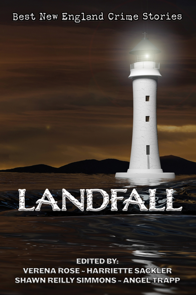 Associate Writer Kathryn Gerwig's Story Appears in Landfall-The Best New England Crime Stories –Anthology