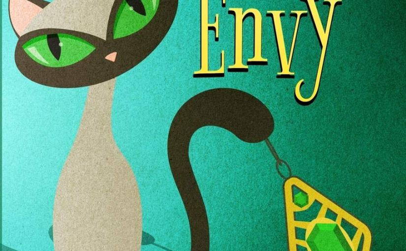 Book Review of Emeralds and Envy by Angela McRae