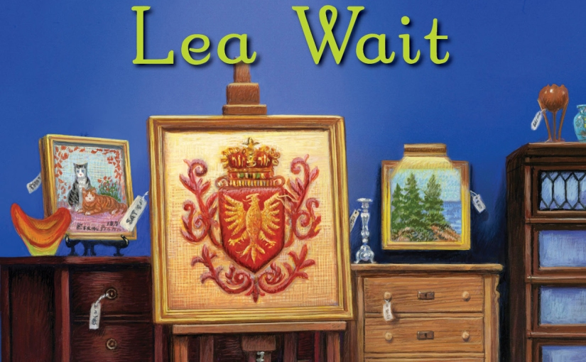 Book Review of Thread Herrings By Lea Wait
