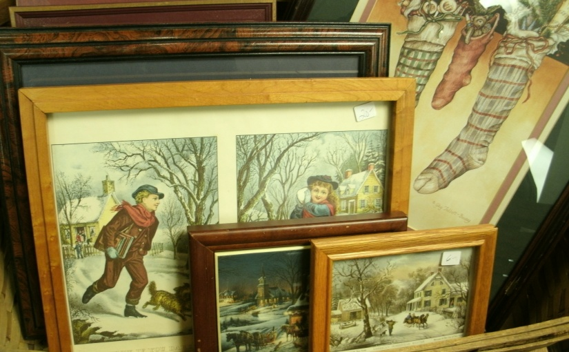 Currier and Ives and Other Lovely Winter Scenes