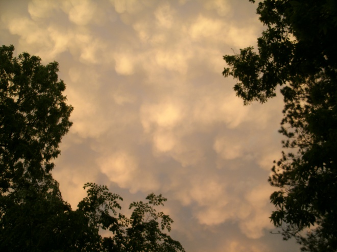 picture of sky after storm