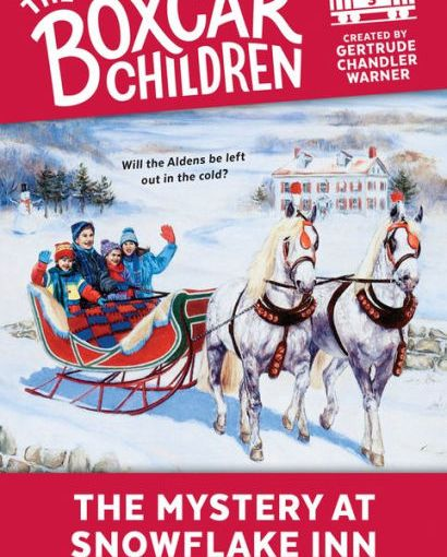 Book Review of The Mystery at Snowflake Inn