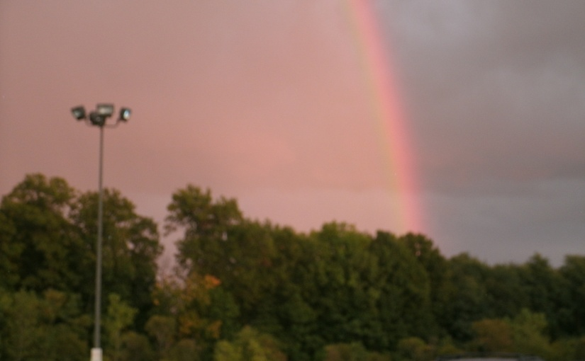 A Truly Memorable Rainbow Offers an Encore Performance
