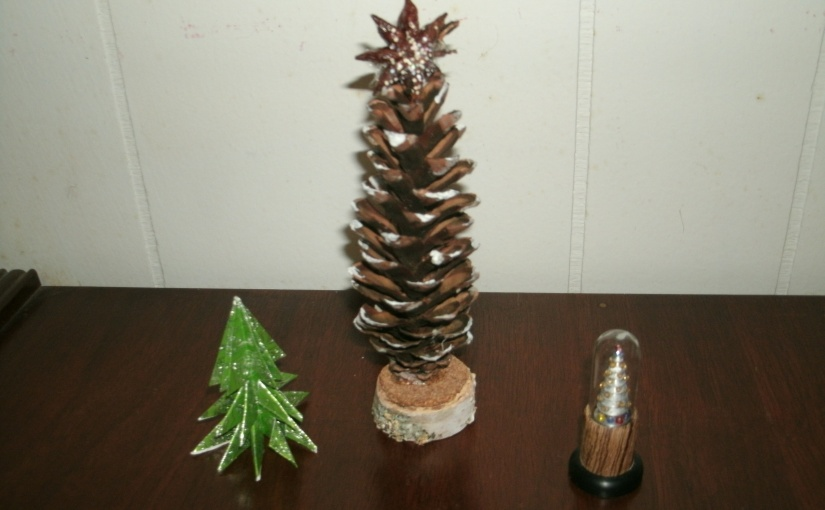 Christmas Trees are Welcome Gifts No Matter What Size orShape