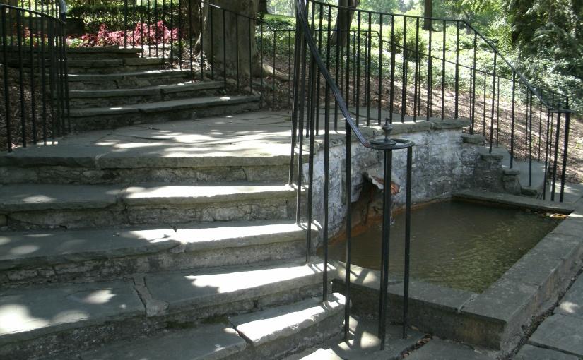Stairway to . . . ??? Kingwood Center Tour – Photo#6